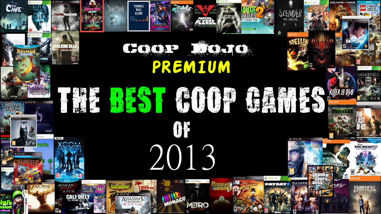 The Best Cooperative Games Of 2013