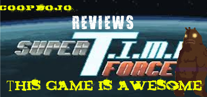 Super Time Force (XBLA) – The Review