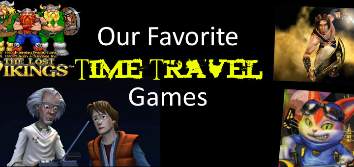 Our Favorite Examples Of Time Travel In Video Games