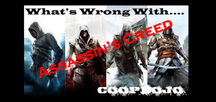 What's Wrong With Assassin's Creed