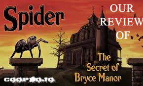 Spider: The Secret Of Bryce Manor – Review