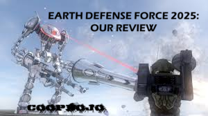 Our Review Of Earth Defense Force 2025