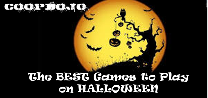 Best Games To Play On Halloween
