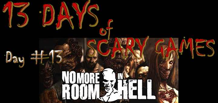 13 days of halloween games � day 13 no more room in hell
