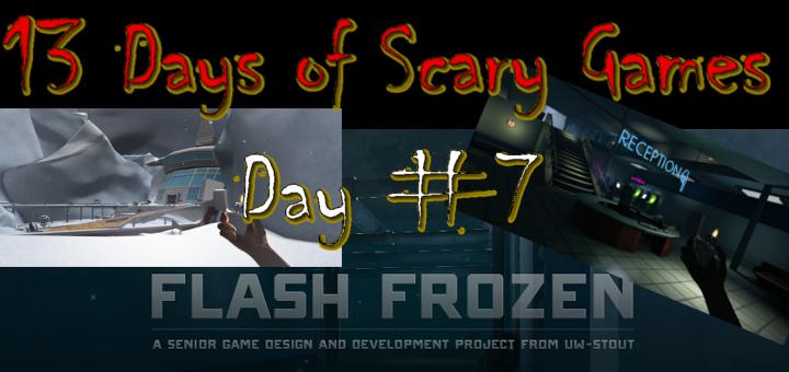 13 Days Of Halloween Games – Day 7: Flash Frozen