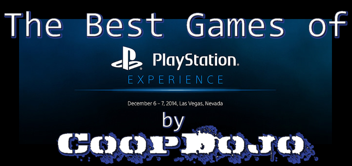 The Best Of The Playstation Experience Event