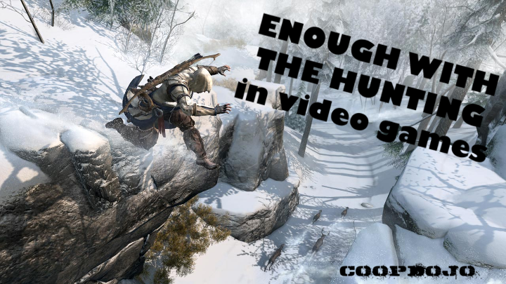 Enough With The Hunting In Video Games