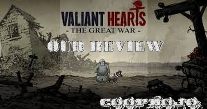 Review Of Valiant Hearts