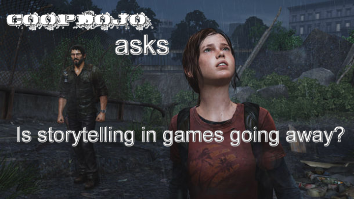 Is Storytelling In Games Going Away?