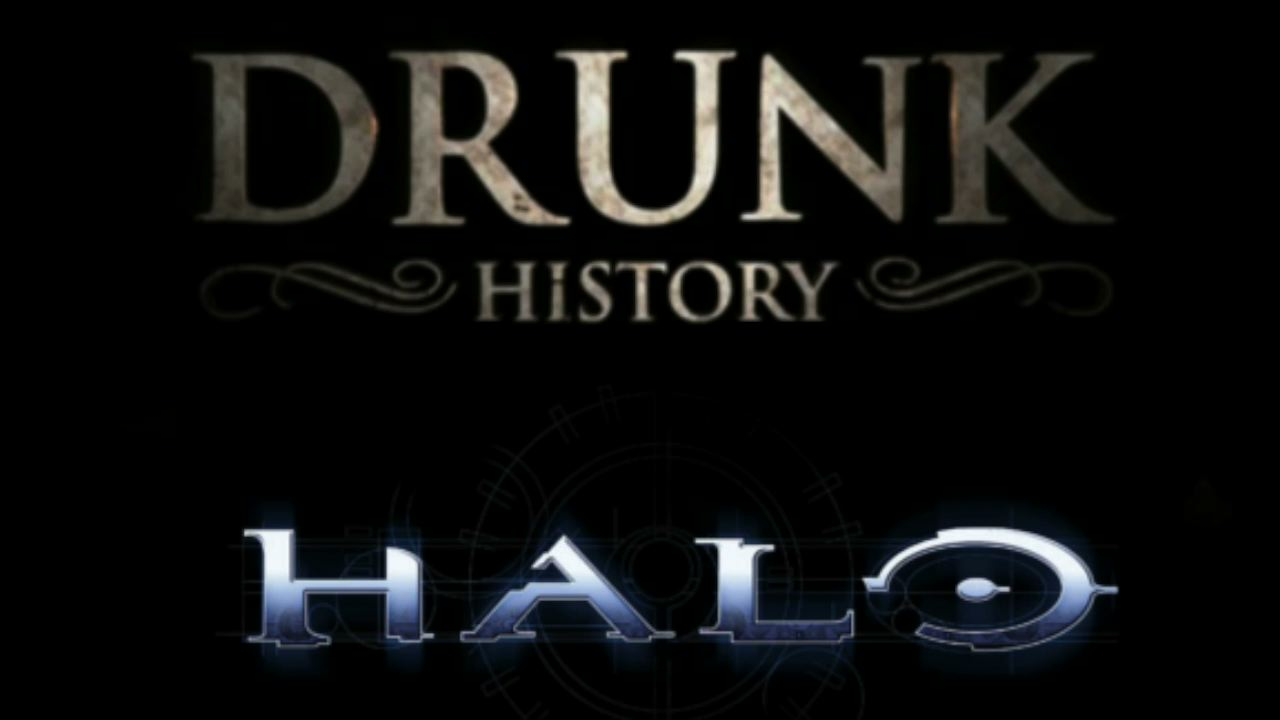 The Drunk History Of Halo