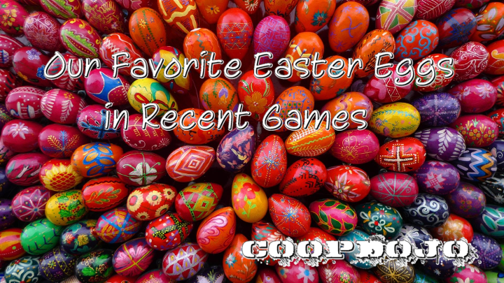 Our Favorite Easter Eggs In Recent Games