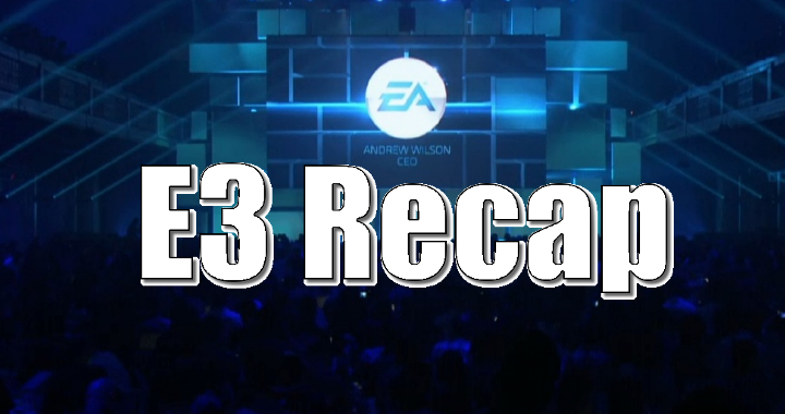 EA Recap For E3 2015: Come For The Star Wars, Zone Out For The Sports