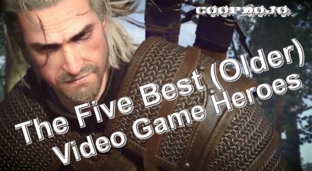 Top Five (Older) Video Game Heroes