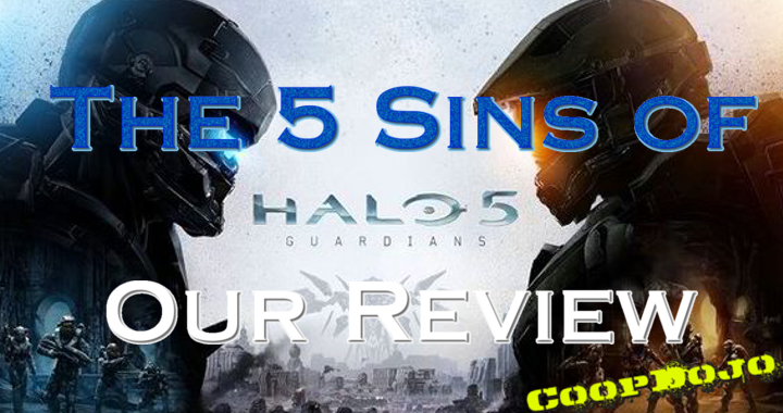 The 5 Sins Of Halo 5 (Our Review)
