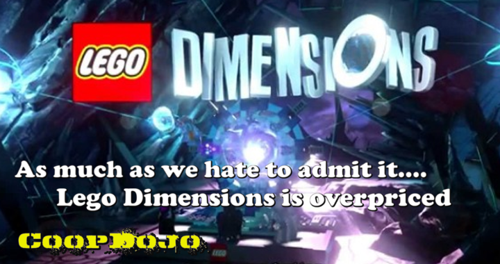 As Much As We Love It…..Lego Dimensions Is Overpriced