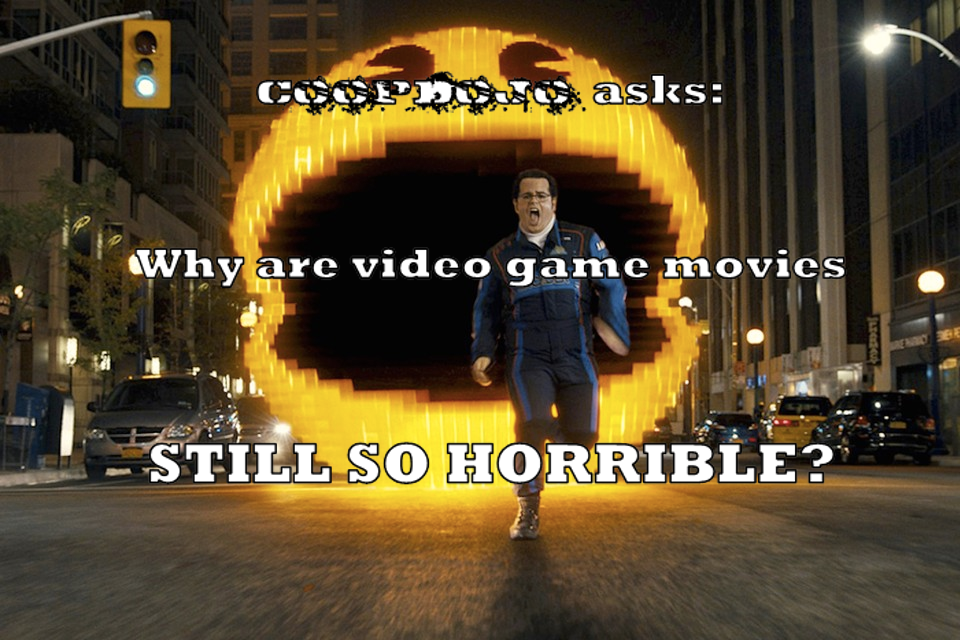 Why Are Video Game Based Movies STILL So Terrible?