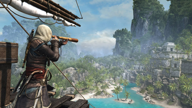 Can Assassin's Creed make a decent movie?  Heck, at this point, I wish they'd just get back to making worthwhile games (with pirate ships!).