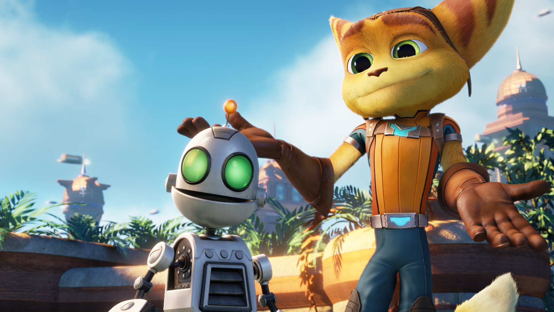 We have high hopes for the Ratchet and Clank movie which has the advantages of using two well-liked characters and the complete absence of Adam Sandler.