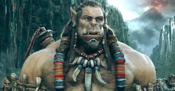 Can Warcraft be an awesome video game movie?  Well, it doesn't star Adam Sandler, so it has that going for it.