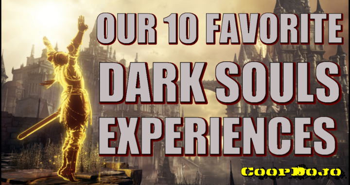 Our 10 Best Moments In The Dark Souls Franchise