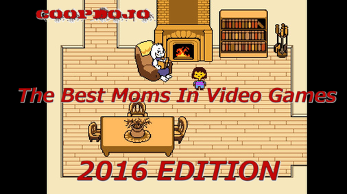 The Best Moms In Video Games: 2016 Edition