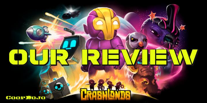 Crashlands – Our Review