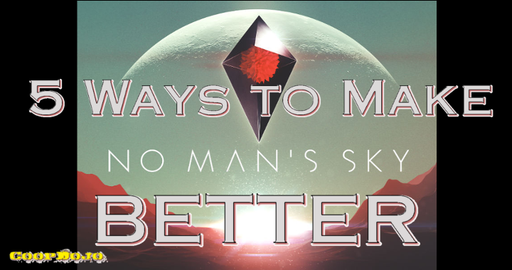 5 Things No Man's Sky Needs Right Now