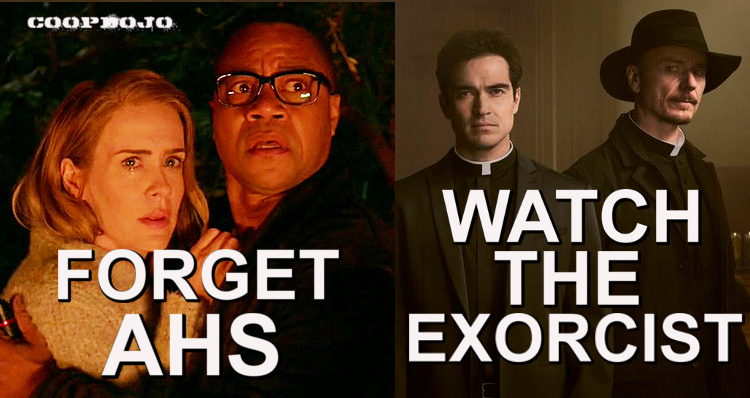 Forget American Horror Story, Watch The Exorcist