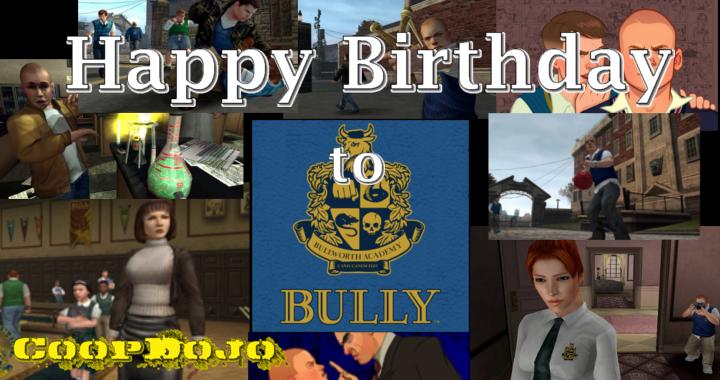 Happy 10th Birthday To Rockstar's Bully