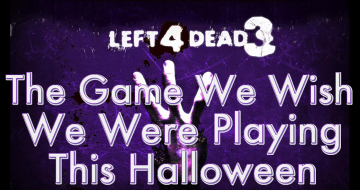 The Game We Wish Were Playing This Halloween