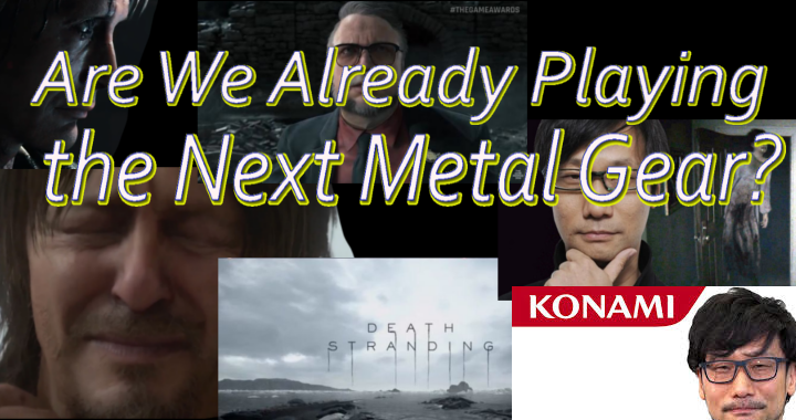 Are We Already Playing The Next Metal Gear Game?