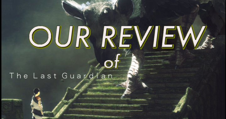 Our Review Of The Last Guardian