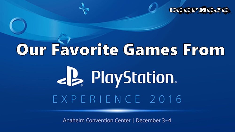 Our Favorite Games From Playstation Experience