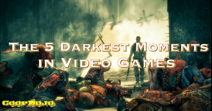 The 5 Darkest Moments In Games