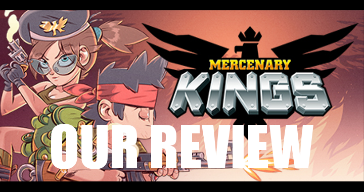 Our Review Of Mercenary Kings (PS4)