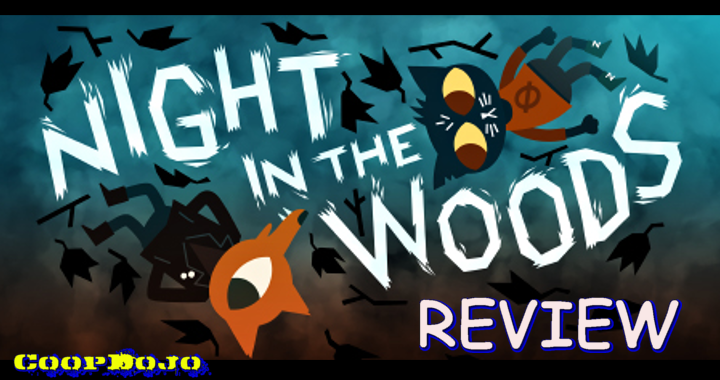 Night In The Woods – Review