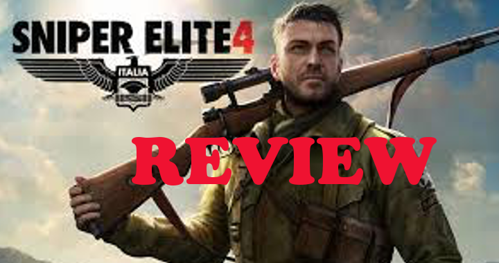 Sniper Elite 4 – Our Review