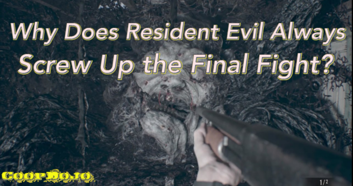Why Does Resident Evil Always Screw Up The Final Fight?