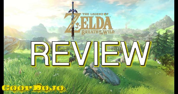 The Legend Of Zelda: Breath Of Wild Review