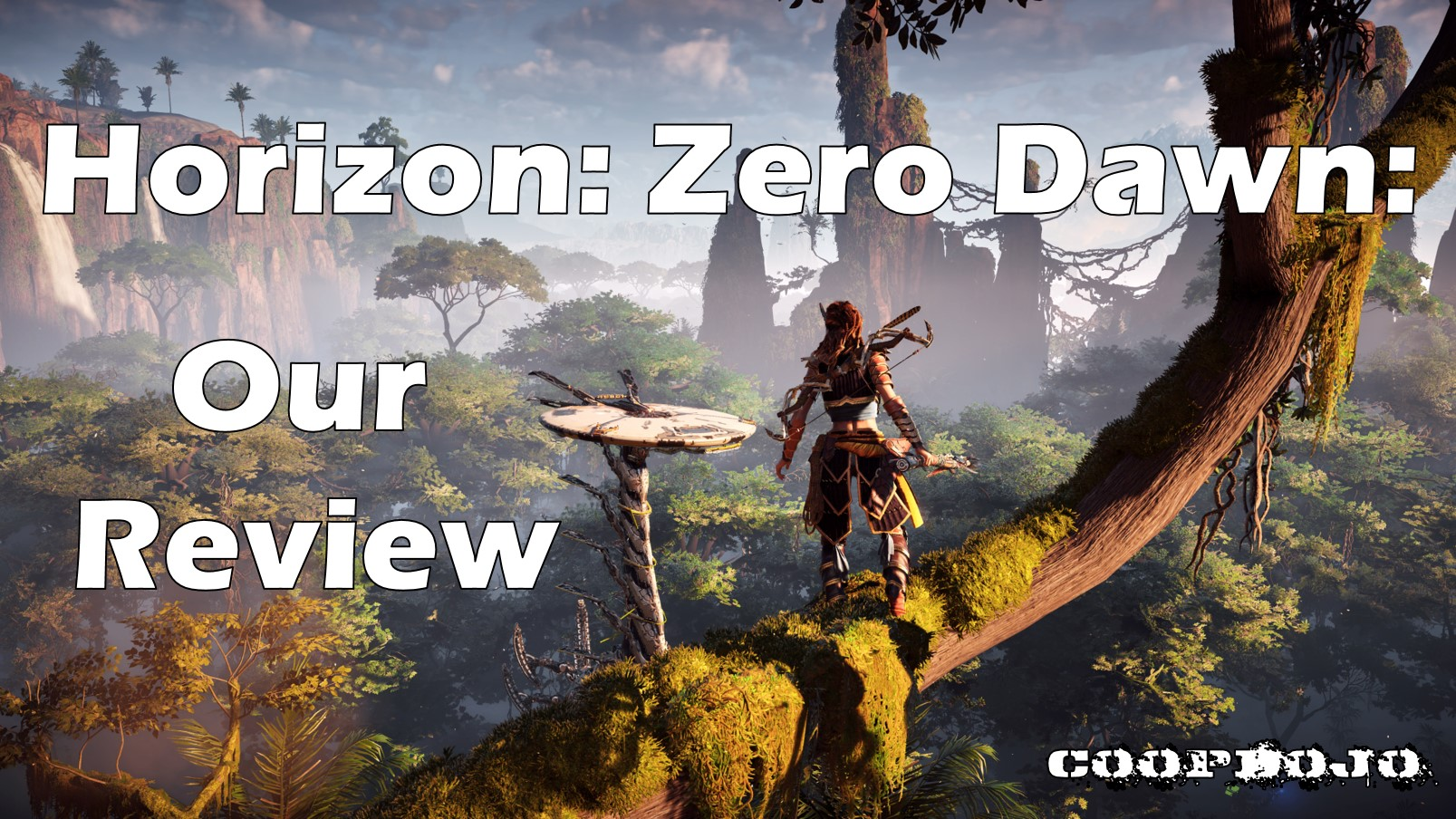 Our Review Of Horizon: Zero Dawn