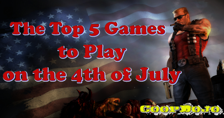 The 5 Games To Play On The 4th Of July
