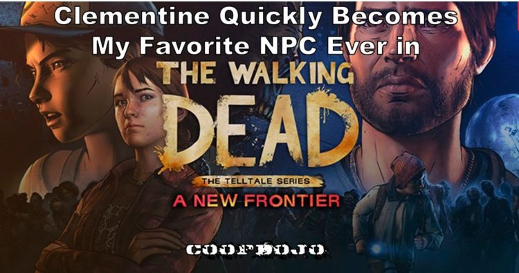 Clementine Quickly Becomes My Favorite NPC Ever In Telltale's Walking Dead: The New Frontier