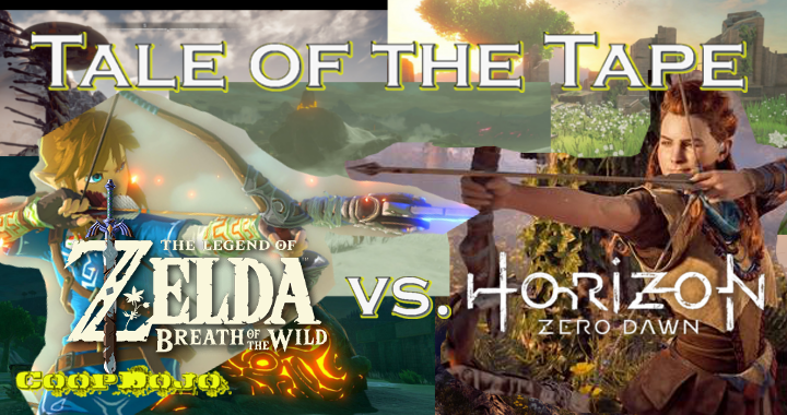 Tale Of The Tape: Horizon Zero Dawn Vs. Breath Of Wild