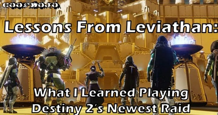 Lessons from Leviathan: What I Learned Playing Destiny 2's Newest Raid