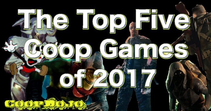 Best Coop Games of 2017