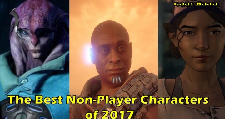 The Best Non-Player Characters In 2017