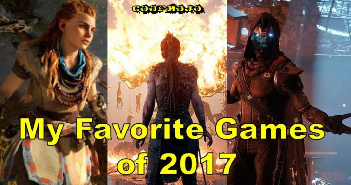 The Bulgolgi's Five Favorite Video Games Of 2017