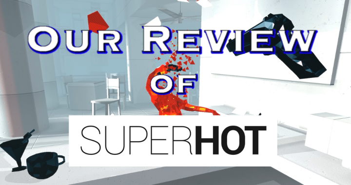 """You're telling me I can dodge bullets?""  Superhot VR lets you be Neo and that's a very good thing."