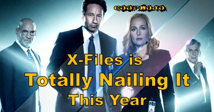 X-Files Is Totally Nailing It This Year
